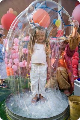 мыльные пузыри на праздник