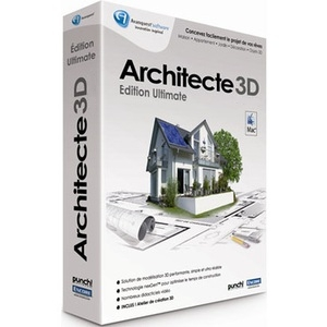 Avanquest architecte 3d ultimate 2012 v15 all about for Architecte 3d avanquest