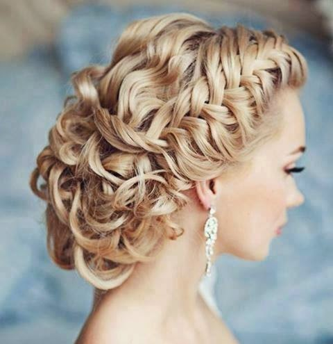 Bridal Hair Styles Ideas.