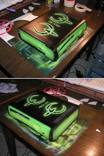 Creative and Unusual Xbox 360 Casemod Designs (18) 7