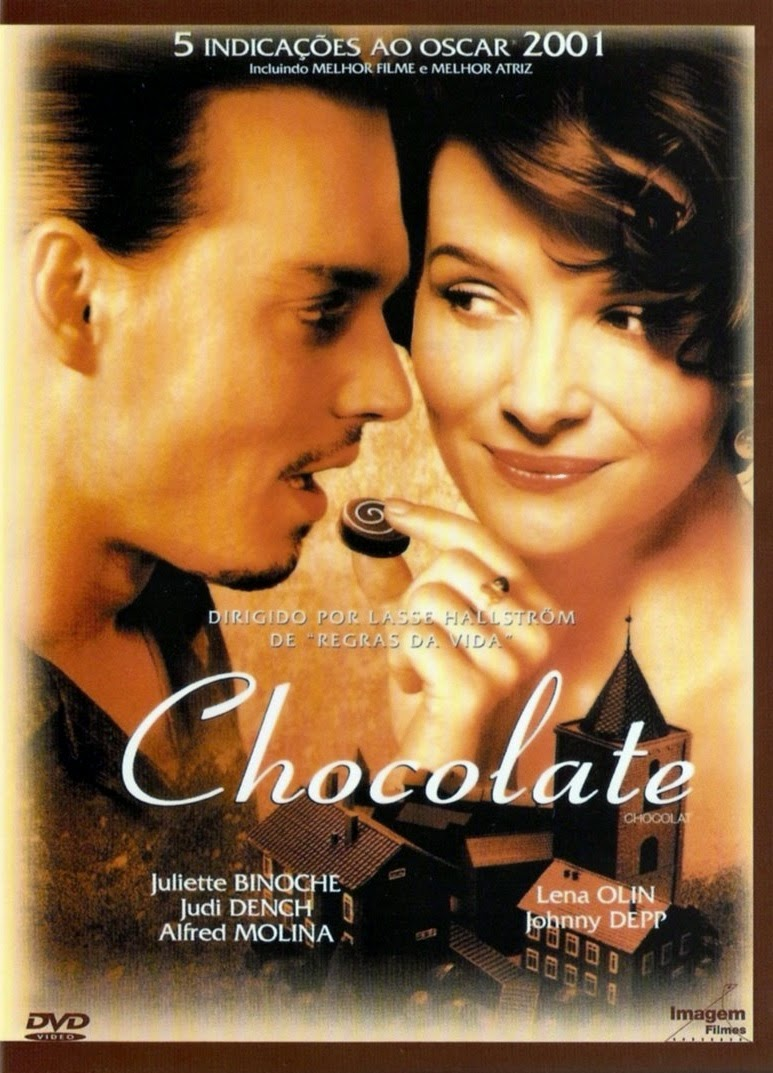 Chocolate – Legendado (2000)