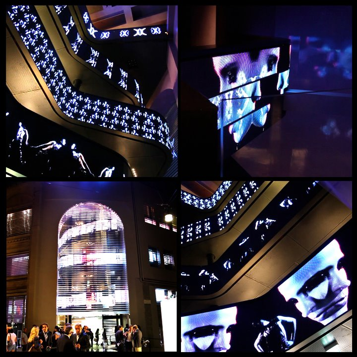 Glamour lovers shopping excelsior milano for Tiffany excelsior milano