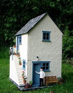 Разные кукло-домики Barn4