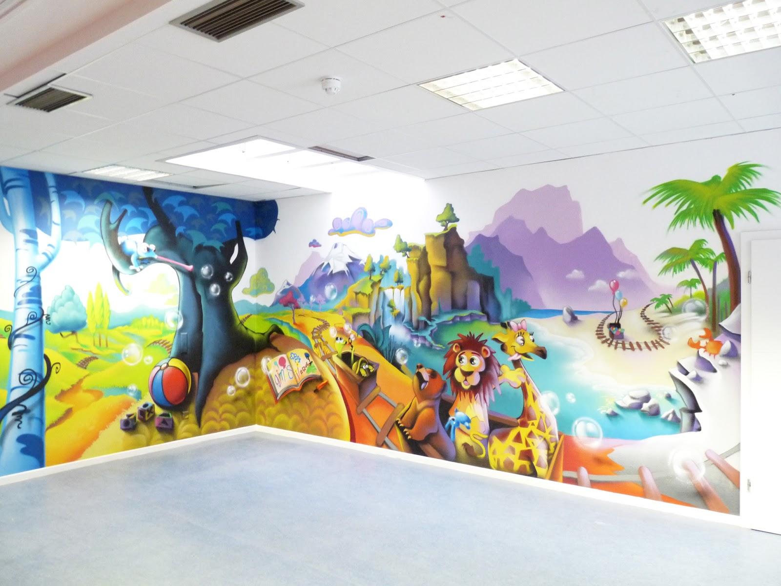 Decoration Murale Pour Creche