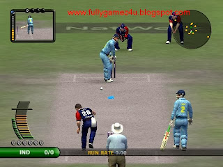 Download Free EA Cricket 2007 Game For PC