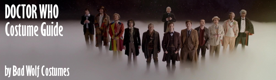 Doctor Who Costume Guide