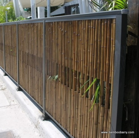 Bamboo Decorative Fences
