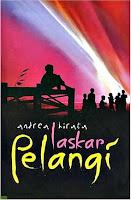 Novel Laskar Pelangi by Andrea Hirata