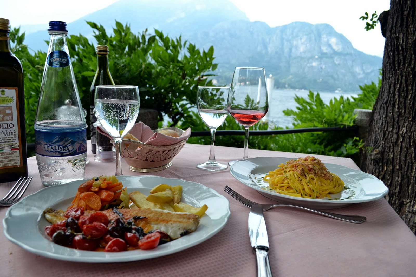 Beyond the five boroughs bellagio lake como italy new for Best lunch in milan
