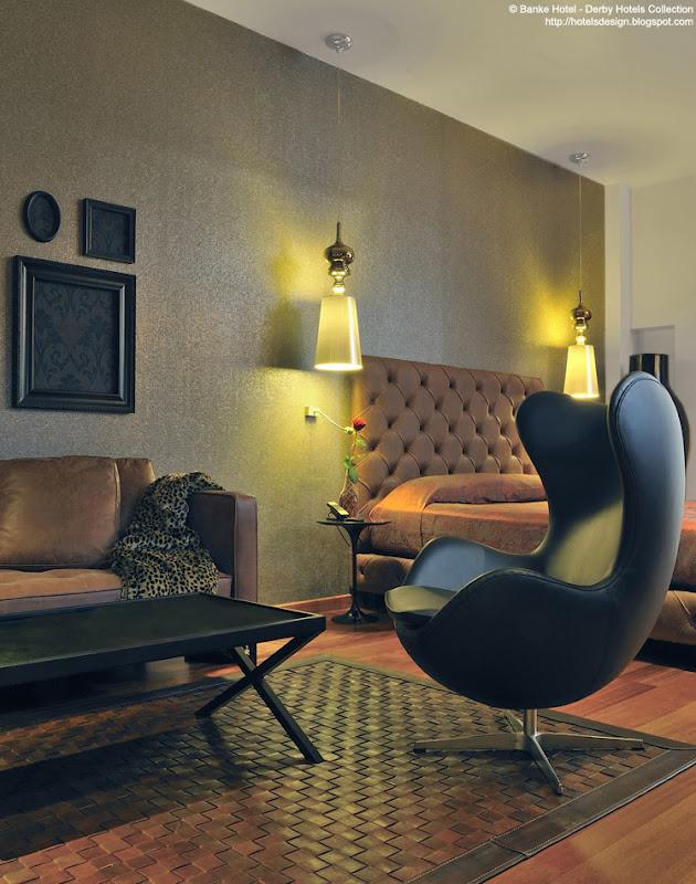 les plus beaux hotels design du monde h tel banke by david serero jordi clos paris france. Black Bedroom Furniture Sets. Home Design Ideas