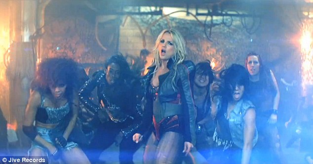 britney spears till the world ends artwork. quot;Till The World Endsquot; 30