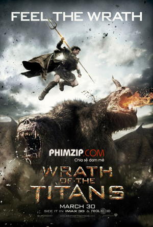 S Phn N Ca Cc V Thn - Wrath of the Titans 