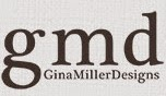Gina Miller Designs - AVAILABLE AT THE LILY PAD