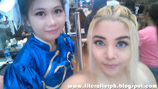 Chun Li and Daenerys