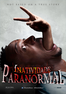 Inatividade Paranormal (Dublado) BDRip RMVB