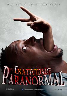 Inatividade Paranormal (Dublado) BDRip RMVB