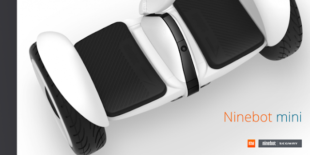 Ninebot mini da Xiaomi