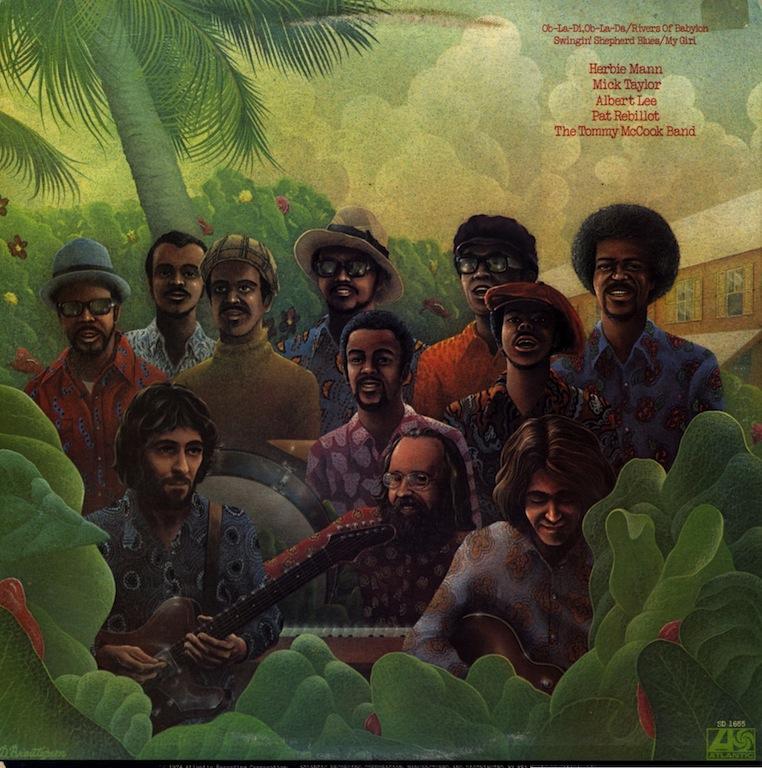 herbie mann   reggae