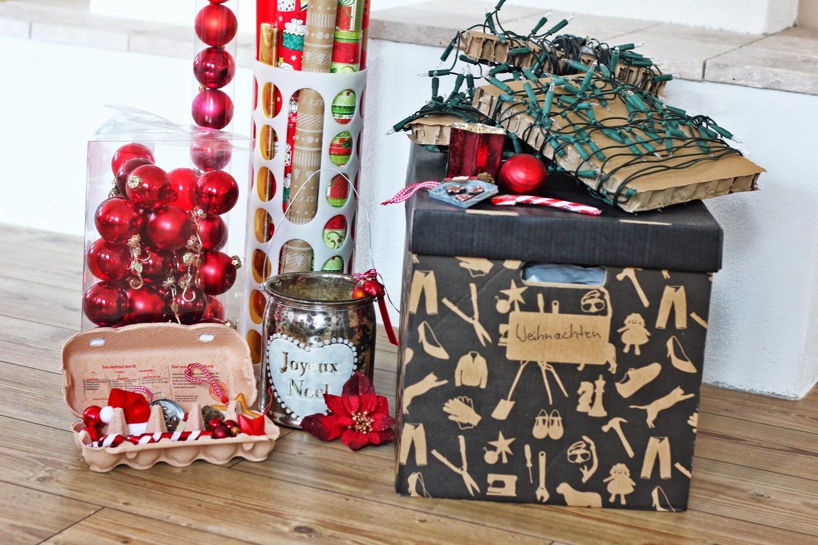 Aufbewahrungstipps für Weihnachtsdeko | Fashion Kitchen | Bloglovin\'