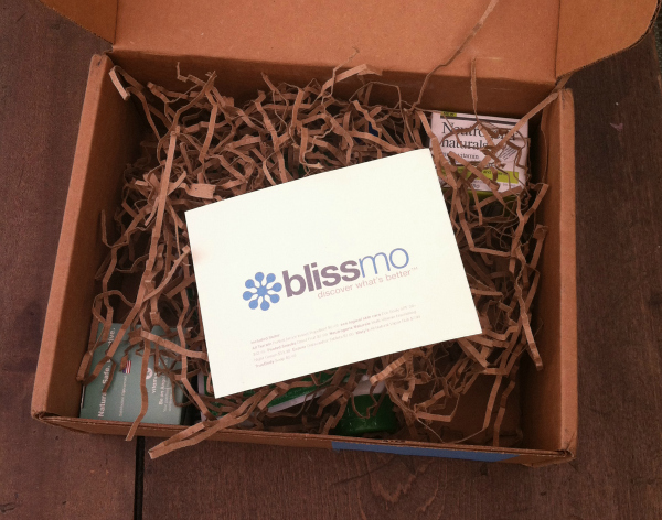 Blissmo Box Subscription Review - August Anniversary Special