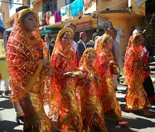 phulpati in Kalimpong