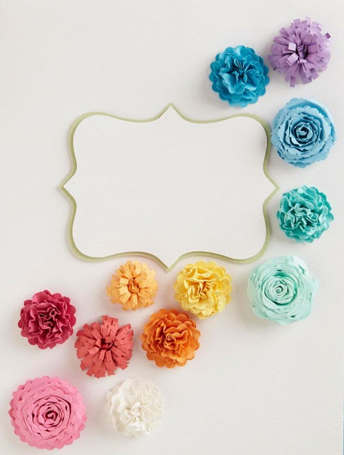 DIY Paper Crafts Beautiful Flowers