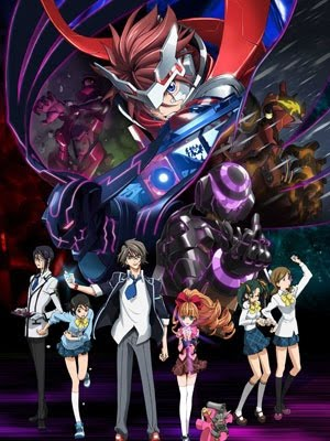 Sacred Seven Anime