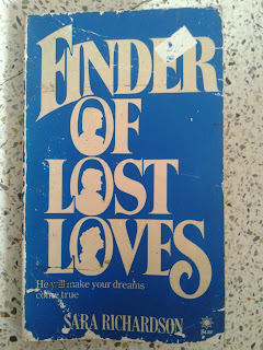 Finder of Lost Loves book cover