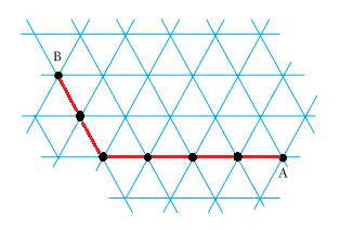 Número de caminhos
