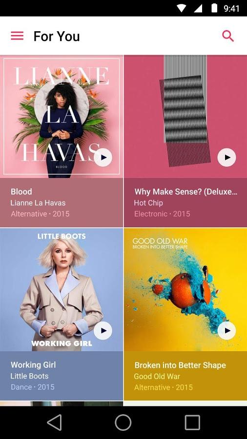 itunes apple music apk download