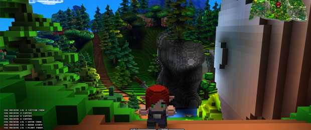 Cube World Gets Alpha Release Date