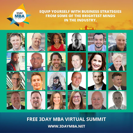 Join me and 23 other speakers for this Amazing FREE live event.