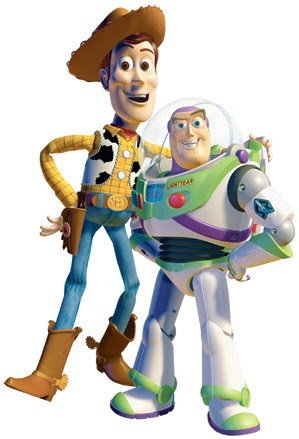 Toy Story Coloring Pages Free