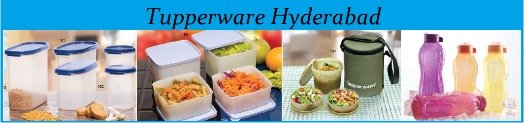 Tupperware Hyderabad / Vizag