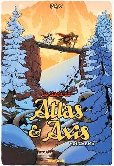 La Saga d'Atlas & Axis, tome 2