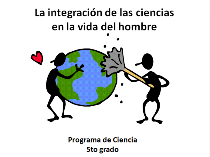 La integracin de las ciencias en la vida del hombre