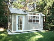 A Tiny House Cabin for a Folk Art Collection and Studio
