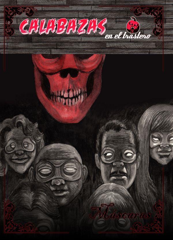 Calabazas en el trastero: Máscaras