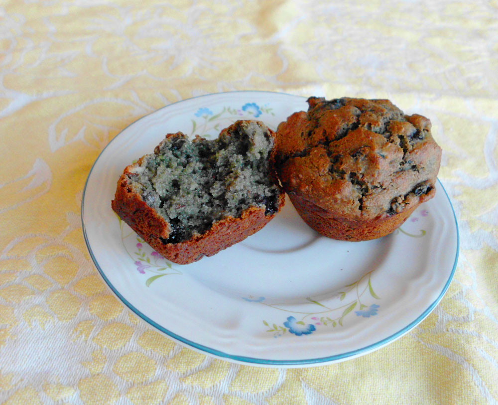Gluten Free Blueberry Muffin Recipe