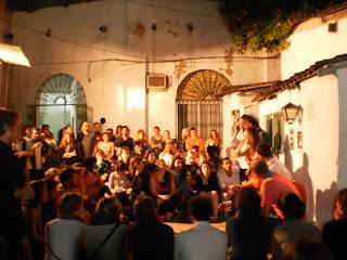 flamenco, sevilla, squat