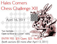 Hales Corners Challenge XIII