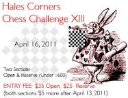 Hales Corners Challenge XIII