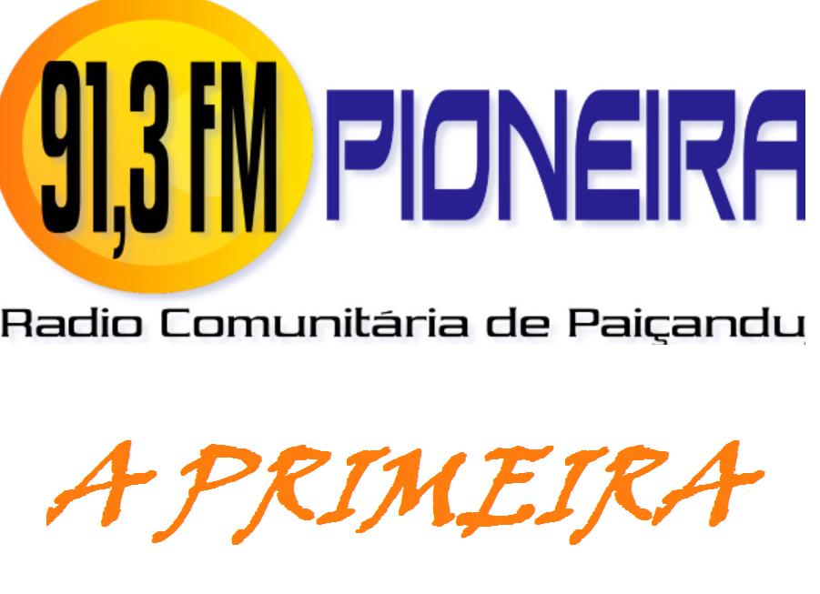 Clique na Imagem e ouça a Rádio de Paiçandu - Programação local