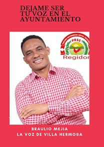 Braulio Mejía Regidor