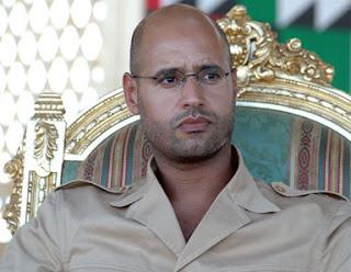 Saif al-Qaddafi