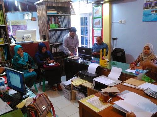 Pembinaan Menyambut Desa Satu Milyar Oleh Sekretaris Camat