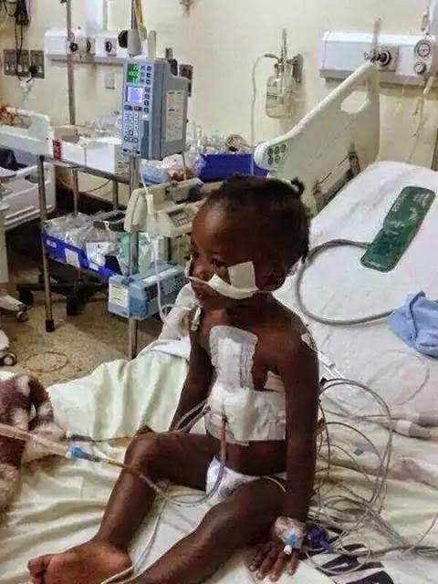ugandan baby girl tortured by maid