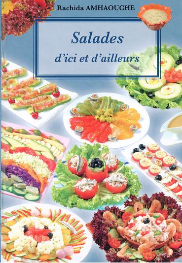 Free ebooks download salades d 39 ici et d 39 ailleurs for Amhaouch rachida la cuisine