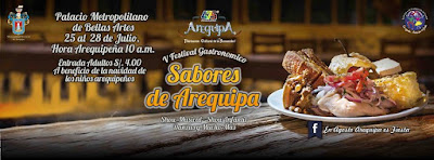Festival Gastronómico arequipa 2015