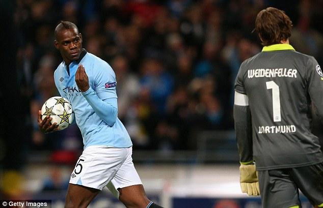 Cupikan Video Gol Highlights Manchester City vs Borussia Dortmund 1-1